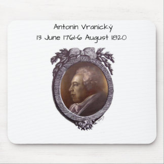 Tapis De Souris Antonin Vranicky