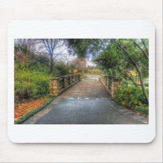 Tapis De Souris Arborétum de Dallas et jardin botanique