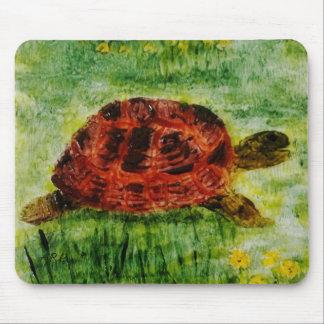 Tapis De Souris Art d'animal de tortue
