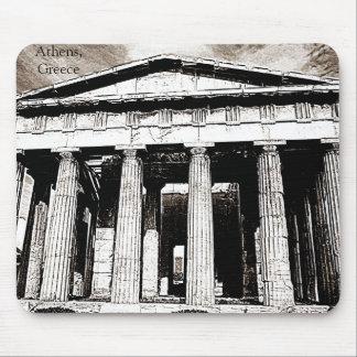 Tapis De Souris Athènes, Grèce - temple de Hephaestus