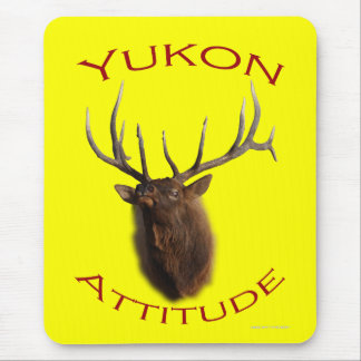Tapis De Souris Attitude du Yukon
