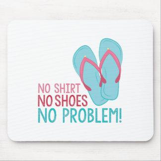 Tapis De Souris Aucunes chaussures