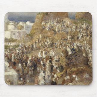 Tapis De Souris Auguste Renoir - la mosquée