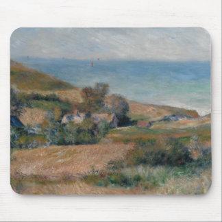 Tapis De Souris Auguste Renoir - vue du littoral