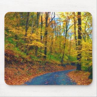 Tapis De Souris Automne en Pennsylvanie