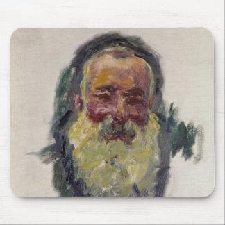 Tapis De Souris Autoportrait de Claude Monet  , 1917