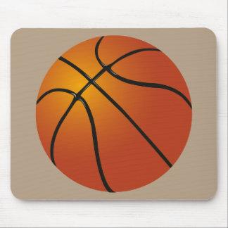 Tapis De Souris Basket-ball Animated