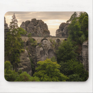Tapis De Souris Bastei Brücke