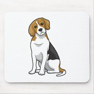 Tapis De Souris Beagle adorable