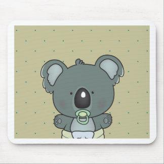 Tapis De Souris bébé de koala