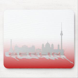 Tapis De Souris Berlin Cityscape_3