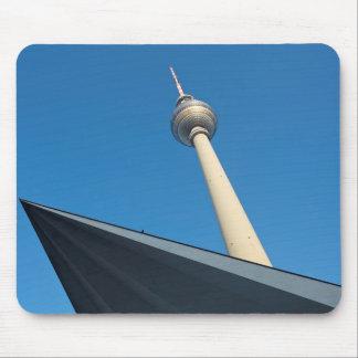 Tapis De Souris Berlin Fernsehturm