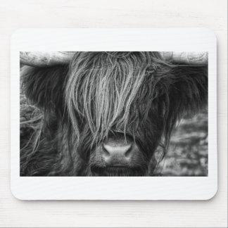 Tapis De Souris Bétail des montagnes écossais - Ecosse