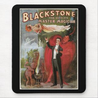 Tapis De Souris Blackstone, Magician principal du monde, 1934