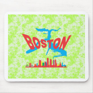 Tapis De Souris Boston