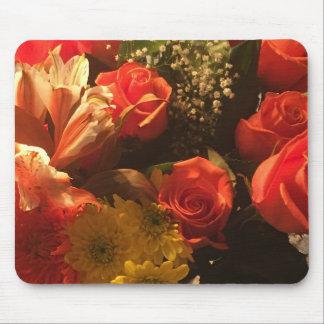 Tapis De Souris Bouquet des fleurs