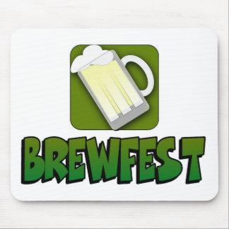 Tapis De Souris Brewfest Mousepad