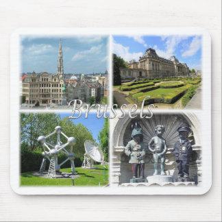 Tapis De Souris Bruxelles Belgique