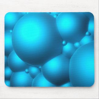 Tapis De Souris Bulles bleues