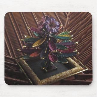 Tapis De Souris CADEAU intérieur de Deco de PLANTE de fleur de