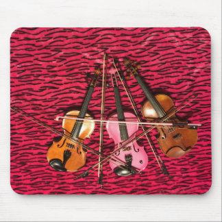 Tapis De Souris Cadeaux de photo de violon