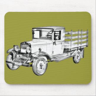 Tapis De Souris camion 1929 chevy illustration de corps d'enjeu de