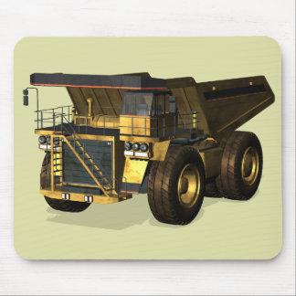 Tapis De Souris Camion à benne basculante géant