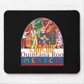 Tapis De Souris CANCUN Mexique
