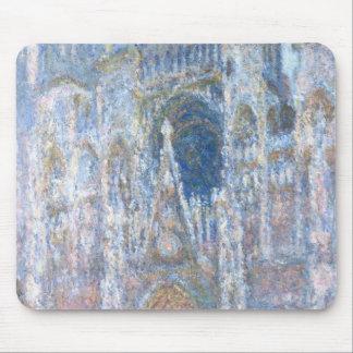 Tapis De Souris Cathédrale de Claude Monet | Rouen