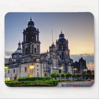 Tapis De Souris Cathédrale de Mexico
