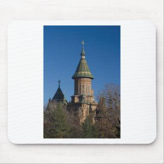 Tapis De Souris Cathédrale de Mitropolitan, Timisoara, Roumanie