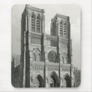 Tapis De Souris Cathédrale de Notre Dame, Paris