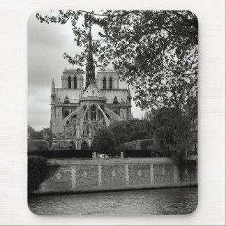 Tapis De Souris Cathédrale Mousepad de Notre Dame