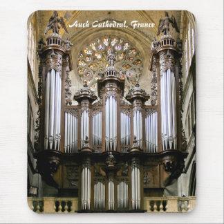 Tapis De Souris Cathédrale Sainte-Marie, Auch, mousepad d'organe