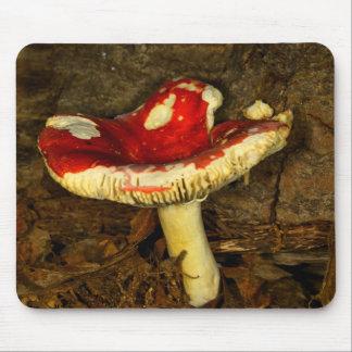 Tapis De Souris Champignon rouge