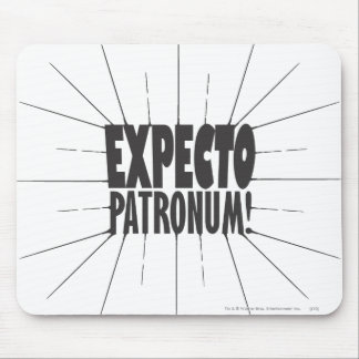 Tapis De Souris Charme | Expecto Patronum de Harry Potter !