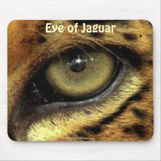 Tapis De Souris Chat sauvage Jaguar Mousepad