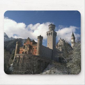 Tapis De Souris Château de Neuschwanstein