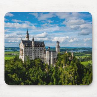 Tapis De Souris Château de Neuschwanstein - Bavière - l'Allemagne