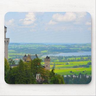 Tapis De Souris Château de Neuschwanstein en Bavière Allemagne