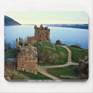 Tapis De Souris Château d'Urquhart, Loch Ness, Ecosse