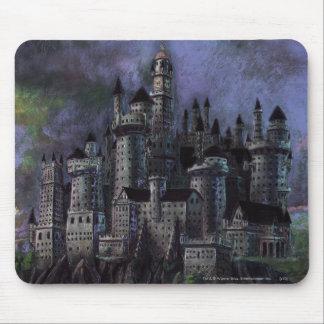 Tapis De Souris Château | Hogwarts magnifique de Harry Potter