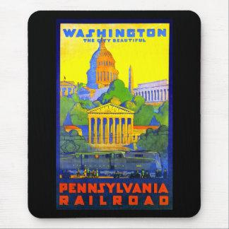 Tapis De Souris Chemin de fer de la Pennsylvanie à DC de