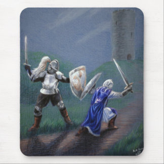 Tapis De Souris Chevaliers dans Narnia
