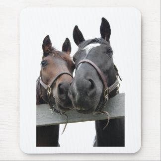 Tapis De Souris Chevaux d'amour de cheval
