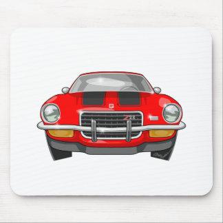 Tapis De Souris Chevy 1973 Camaro