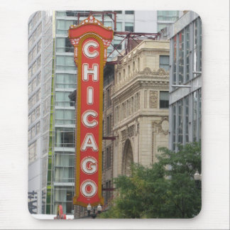 Tapis De Souris Chicago