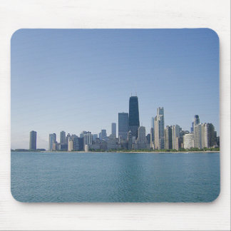 Tapis De Souris Chicago à travers le lac