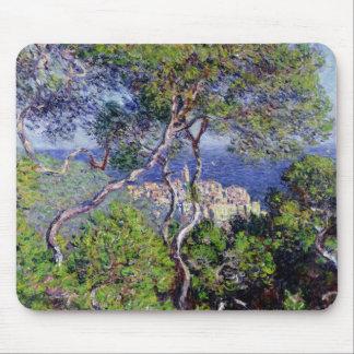 Tapis De Souris Claude Monet   Bordighera, 1884