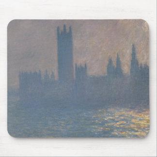 Tapis De Souris Claude Monet - Chambres du Parlement, lumière du